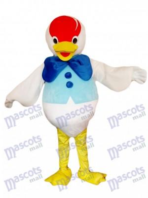 Pato arco azul Disfraz de mascota Animal