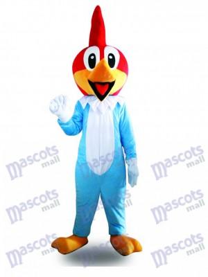 Divertido pato adulto Disfraz de mascota Dibujos animados