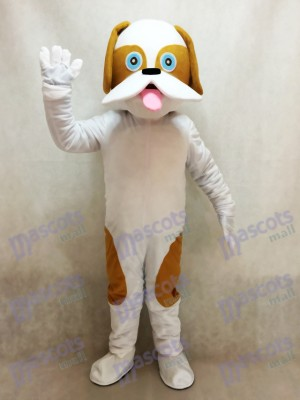 Perro grande manchado Disfraz de mascota Animal
