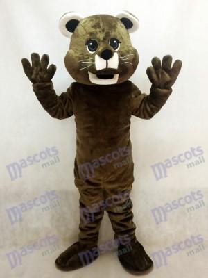 Puma bebé marrón Disfraz de mascota animal