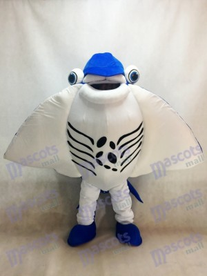 Rayos del diablo de Manta Ray Disfraz de mascota