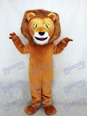 Lewis el león Disfraz de mascota animal