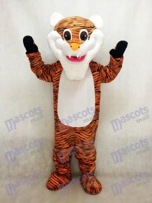 Tigre de barba blanca Disfraz de mascota