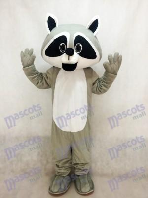 Mapache Robbie Gris Disfraz de mascota
