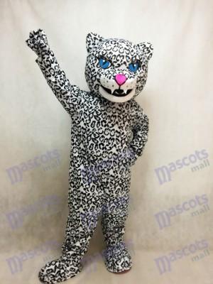 Enérgico jaguar adulto Disfraz de mascota animal