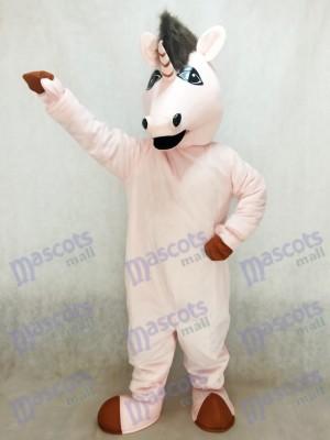 Unicornio Eunice Rosa Disfraz de mascota