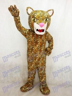Nuevo Jaguar Disfraz de mascota