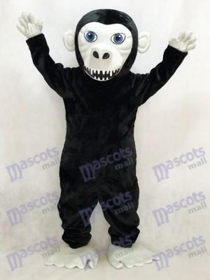 Nuevo gorila negro Disfraz de mascota animal