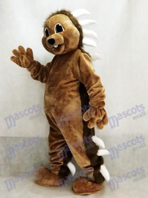 Puercoespín marrón Disfraz de mascota animal