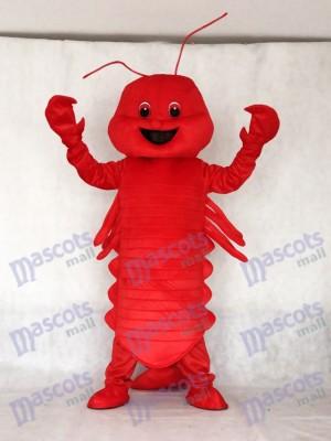 Nueva Langosta Roja Disfraz de mascota Oceano