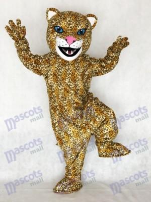 Jaguar adulto Disfraz de mascota animal