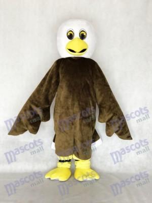 Nuevo águila calva bebé marrón Disfraz de mascota animal