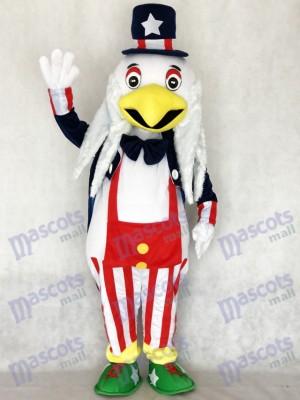 Águila americana Adulto Disfraz de mascota animal