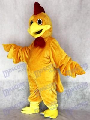 Gallo oxidado realista lindo Disfraz de mascota animal