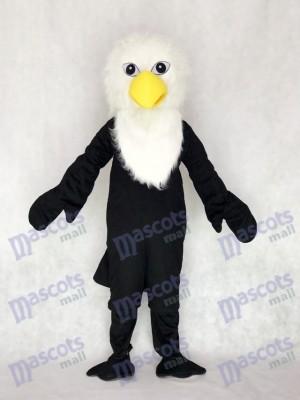 Aguila Negra Disfraz de mascota animal