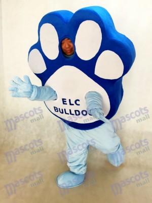Pata de cuerpo de espuma personalizada Disfraz de mascota