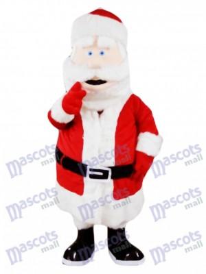 Papá Noel Navidad Disfraz de mascota Fiesta