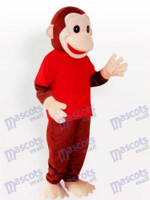 Mono feliz Disfraz de mascota Animal