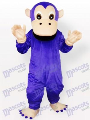 Gorila morado Disfraz de mascota Animal