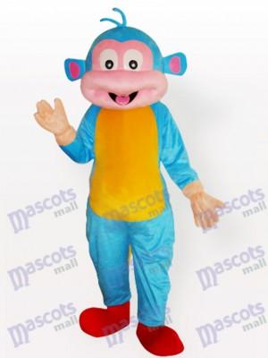 Mono espeluznante Disfraz de mascota Animal