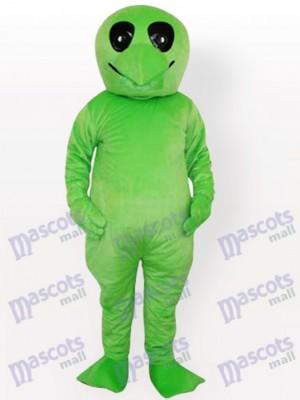 Fiesta de adultos alienígenas verdes Disfraz de mascota