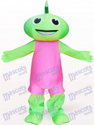 Fiesta de hadas verdes para adultos Disfraz de mascota