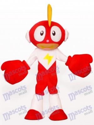 Muñeca de iluminación roja Anime Disfraz de mascota