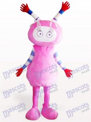 Hada rosa Disfraz de mascota Fiesta