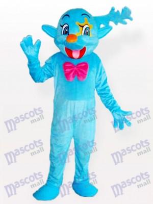 Hada azul adulto Disfraz de mascota