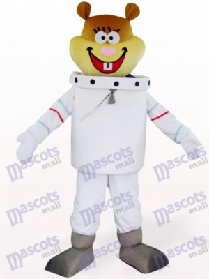 Ratón de navegación de espacio en blanco Disfraz de mascota