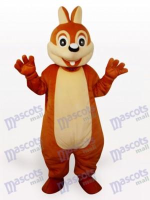 Ratón marrón Disfraz de mascota Animal