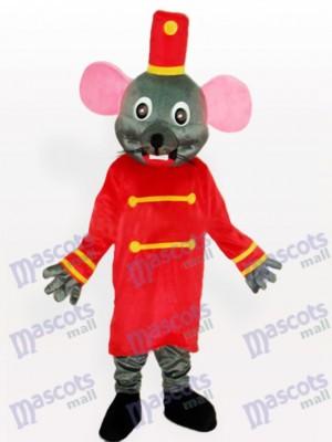 Animal Ratón Porter Disfraz de mascota