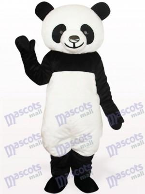 Panda negro Animal adulto Disfraz de mascota