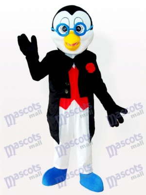 Doctor pingüino en Esmoquin Adulto Disfraz de mascota
