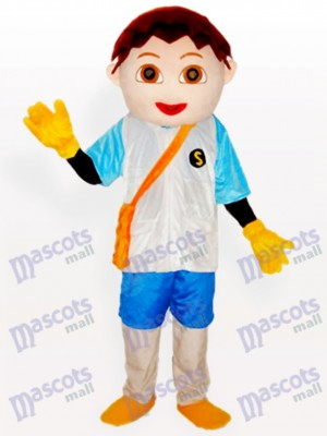 Diego Little Chico Disfraz de mascota