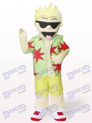 Chico Cool Gafas De Sol Disfraz de mascota