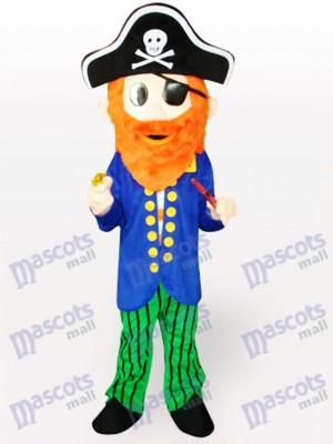 Pirata genial Disfraz de mascota