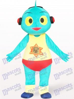 Precioso marte Muñeca Disfraz de mascota