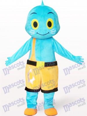Muñeca de marte Disfraz de mascota Dibujos animados