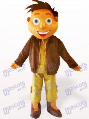 Chaqueta de niño Disfraz de mascota Dibujos animados