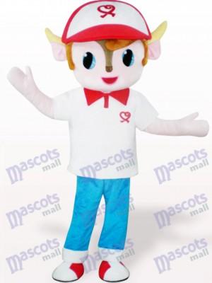 Dibujos animados de Yangyang para adultos Disfraz de mascota