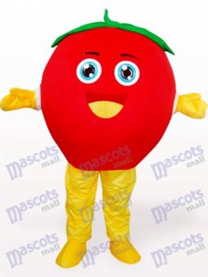 Fruta de tomate feliz Disfraz de mascota