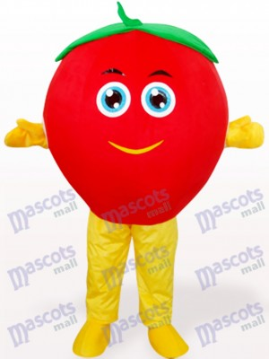 Preciosa fruta de tomate Disfraz de mascota