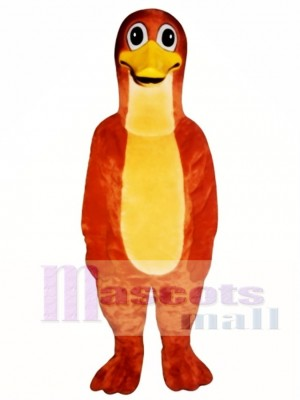 Ornitorrinco Disfraz de mascota