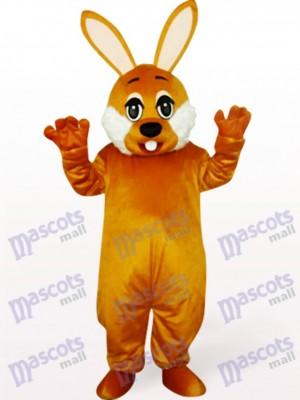 Conejito de Pascua marrón Disfraz de mascota Animal