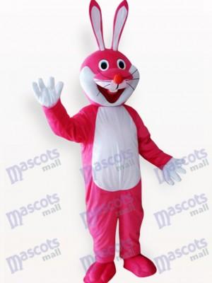 Conejo de Pascua con Abrigo Azul Disfraz de mascota