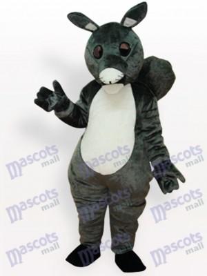 Ardilla gris adulto Disfraz de mascota Animal