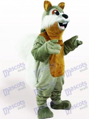 Ardilla Feroz Adulto Disfraz de mascota Animal