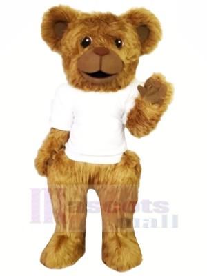 Nuevo oso lindo Disfraz de mascota