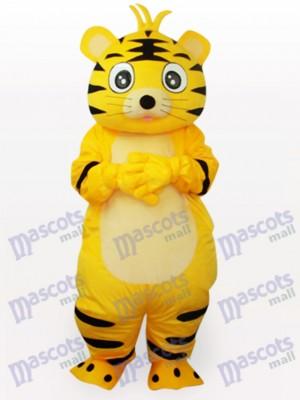 Tigre amarillo inteligente Disfraz de mascota Animal